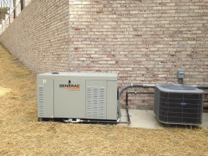 We sell Generac Generators.
